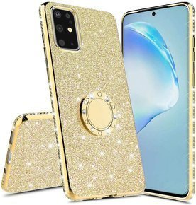 Чохол Bling до Samsung Galaxy S20, Gold