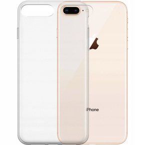 Чохол ERBORD Slim до iPhone 8 Plus/7 Plus, Clear
