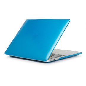 Чохол Hard Case Macbook Pro 13 2016 - 2019 - Black - Blue